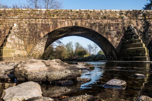 Pen y Cae Bridge