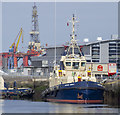 J3475 : The 'Svitzer Surrey' at Belfast by Rossographer