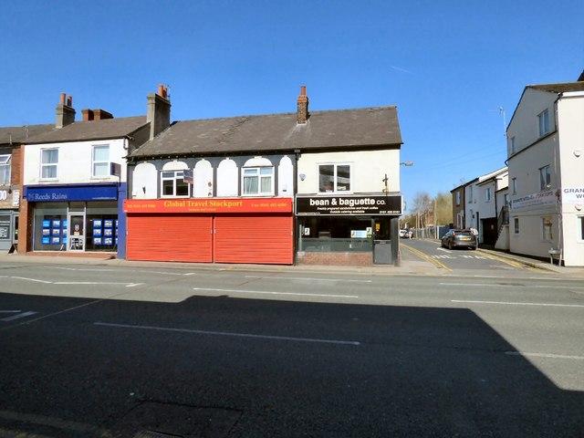 159-165 London Road, Hazel Grove