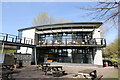 SJ6475 : The Anderton Boat Lift Visitor Centre by Jeff Buck