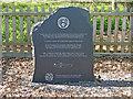 TM4477 : Bomber crew memorial by Adrian S Pye