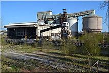SJ6374 : Winnington soda ash works by David Martin