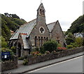 SS7249 : St John the Baptist, Lynmouth by Jaggery