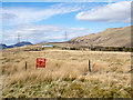 NS2689 : MOD range at Garelochhead by Trevor Littlewood