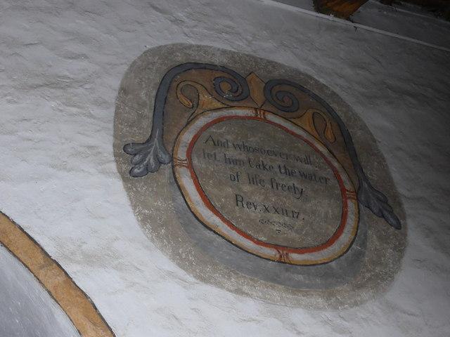 Inside St Michael and All Angels, Hawkshead (6)