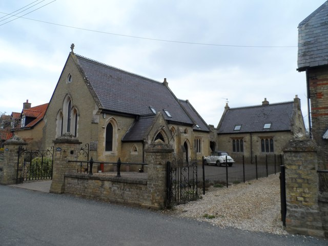 Former chapel and school, Boughton