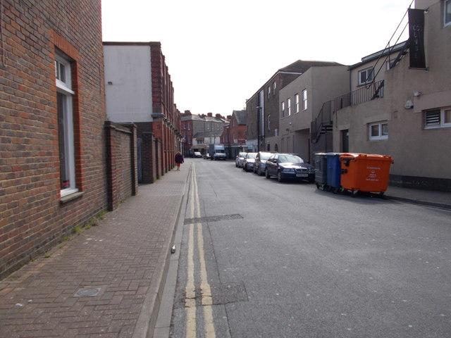 Arcade Road - Clifton Road