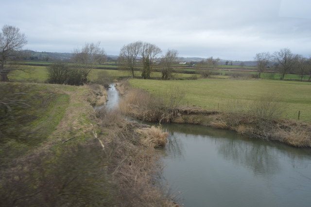 River Camlad