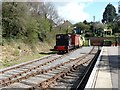 TL5503 : End of the line at Ongar by Christine Johnstone
