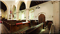 TL9647 : St Peter, Monks Eleigh - South arcade by John Salmon