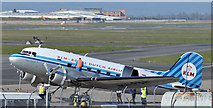 J3775 : PH-PBA, George Best Belfast City Airport - April 2015(3) by Albert Bridge