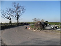 SP9319 : Chapel Lane, Horton by David Howard