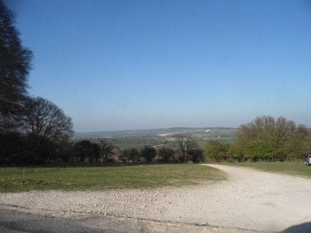 View from Beacon Road, Ivinghoe