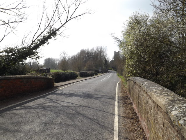 B1117 Hoxne Road, Eye