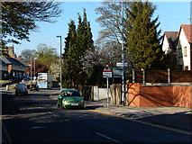 SK5845 : Church Street, Arnold  by Stephen McKay