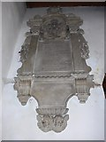 SD3598 : St Michael and All Angels, Hawkshead: memorial (ii) by Basher Eyre