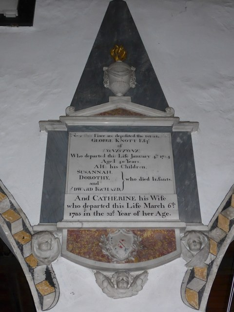 St Michael and All Angels, Hawkshead: memorial (viii)