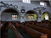 SD3598 : Inside St Michael and All Angels, Hawkshead (26) by Basher Eyre