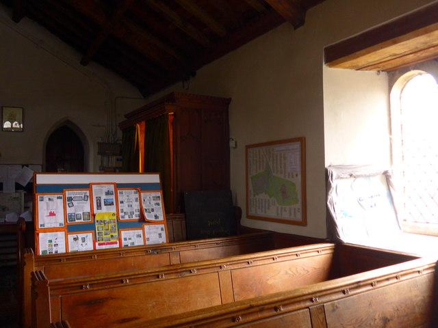 Inside St Michael and All Angels, Hawkshead (29)