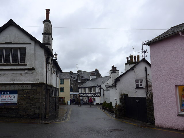 Building to let in Hawkshead