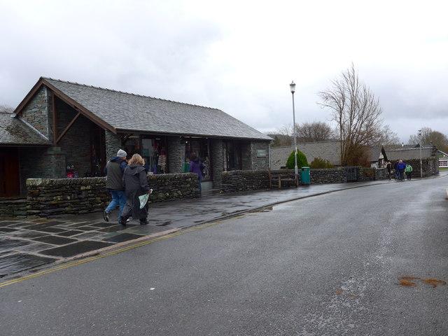 A half term stroll in Hawkshead