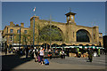 TQ3082 : King's Cross Station by Peter Trimming