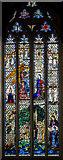 SO5040 : East Window, All Saints' church, Hereford by Julian P Guffogg