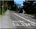 SN6115 : ARAF/SLOW on Llandeilo Road, Llandybie by Jaggery
