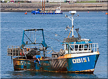 NM8529 : Orion in Oban Bay by The Carlisle Kid