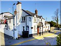 SH9073 : The Wheatsheaf Inn, Betws-yn-Rhos by David Dixon