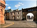 SJ8498 : Piccadilly Basin Entrance by Gerald England