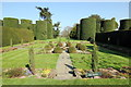 SJ6780 : The Fish Garden at Arley Hall by Jeff Buck