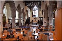 SO5040 : Interior, All Saints' church, Hereford by Julian P Guffogg
