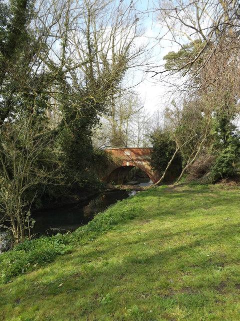 River Dove & Abbey Bridge