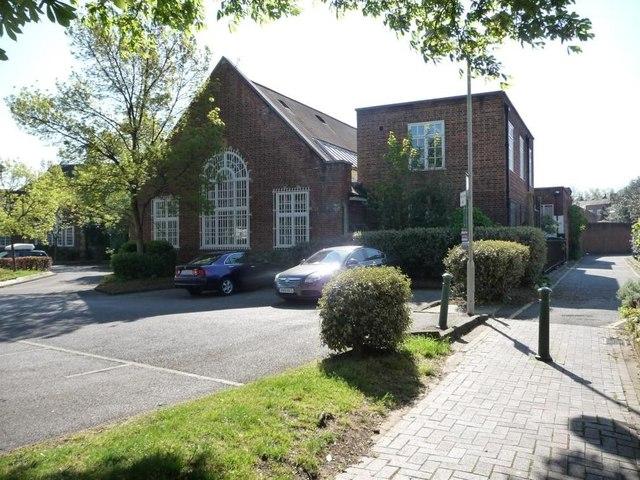 Army Cadet Force building, off Park Lane, Richmond [3]