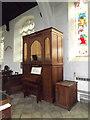 TM1473 : Organ of St.Peter & St.Paul Church by Geographer