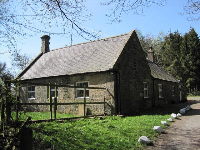 Farm Cottage near Glantlees