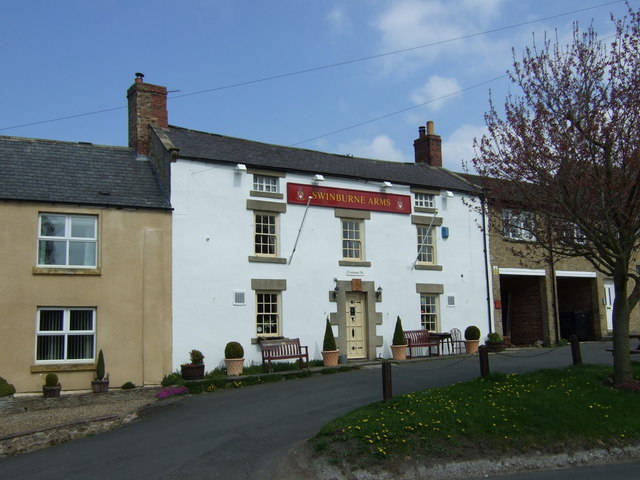 Swinburne Arms, Stamfordham