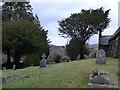 SD3389 : St Paul, Rusland: churchyard (b) by Basher Eyre