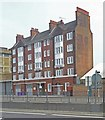 TQ3881 : Former LCC fire station, Bromley-by-Bow by Julian Osley