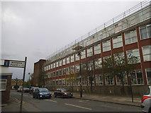 TQ1779 : University of West London, Ealing by David Howard