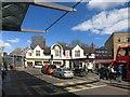 TQ3186 : Outside Finsbury Park Station 1 by Des Blenkinsopp