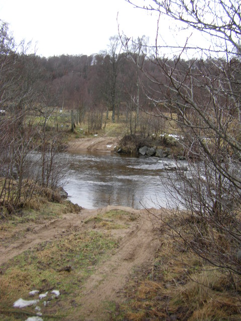 Ford, River Tromie
