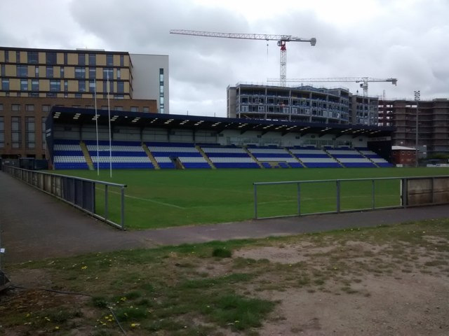 The Butts Park Arena