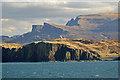 NG4479 : Eilean Trodday by John Allan