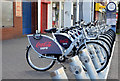J3373 : Belfast Bikes, Botanic Avenue (April 2015) by Albert Bridge
