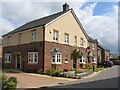 SP3178 : Houses in Bell Walk, Earlsdon by E Gammie