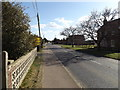TM3958 : B1069 Church Road, Snape by Adrian Cable