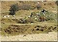 SX2572 : Workings below Stowe's Hill by Derek Harper