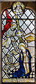 SO6631 : Stained glass window, St Mary's church, Kempley by Julian P Guffogg
